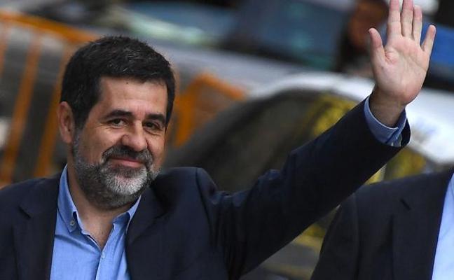 ERC apoyará a Jordi Sànchez como candidato a president para «poner fin al 155»