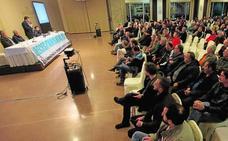 Los regantes y agricultores pedirán el miércoles en Madrid solución a su déficit hídrico