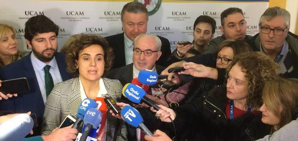 Dolors Montserrat pide «no reducir la igualdad a siglas o a una etiqueta»