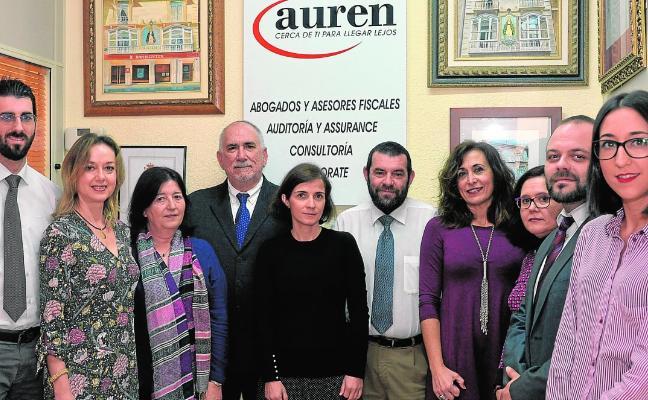 Auren en la Región de Murcia: 'Cerca de ti, para llegar más lejos'