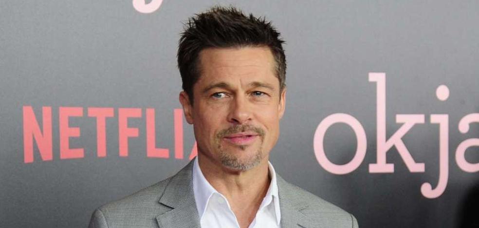 El pacto de Brad Pitt con una conocida actriz