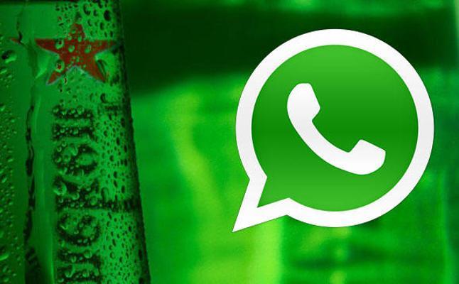 Heineken no regala cerveza por WhatsApp, cuidado con los fraudes