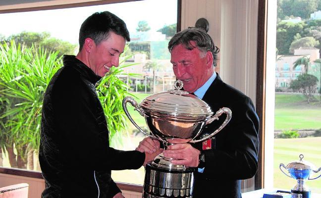 El inglés Mckenzie se impone en el internacional amateur