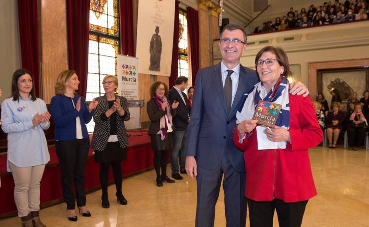 El Ayuntamiento de Murcia celebra el Día de la Mujer