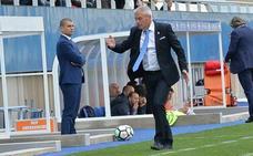 Fabri dice que «no se puede achacar nada a nadie» en el Lorca FC