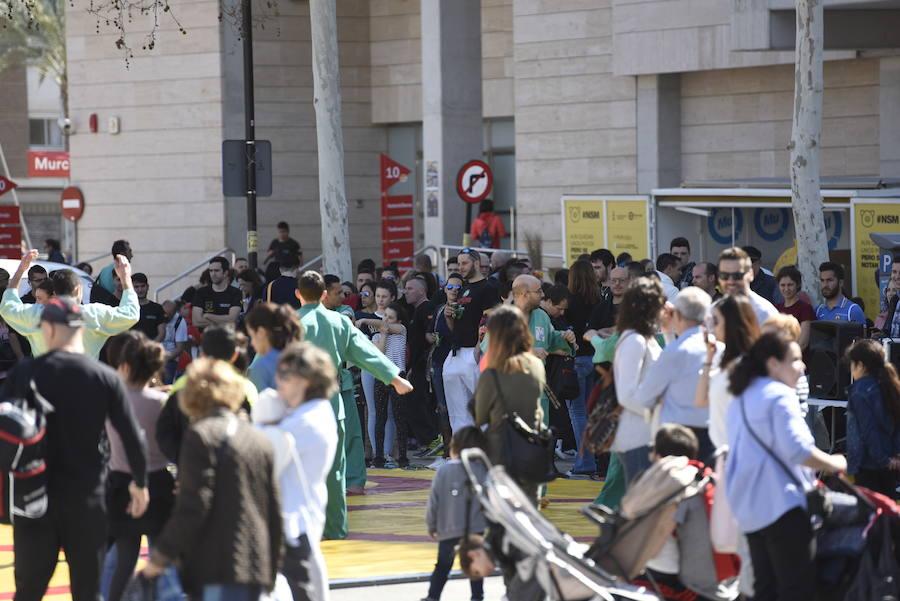 Murcia celebra su Fiesta del Deporte