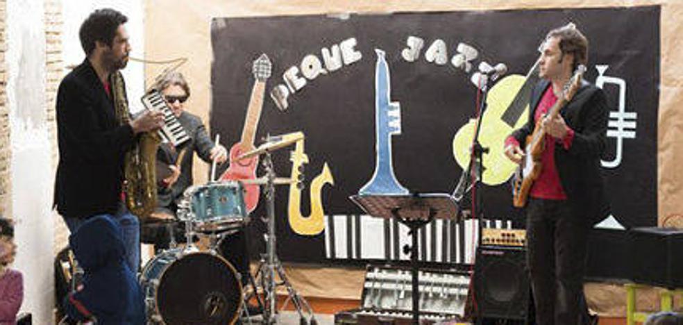 El jazz de Bum Band Plash!