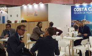 La Región busca aumentar el volumen de turismo europeo en la feria ITB de Berlín