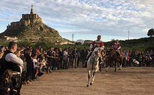 Monteagudo se sumerge en el Medievo