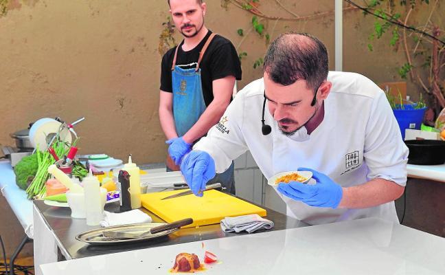 Viejos oficios y nuevas variedades en el Mercado de Productos de la Huerta