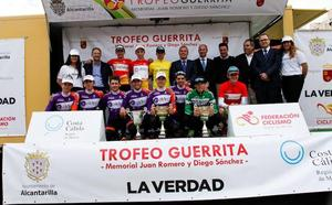 El murciano Antonio Soto sale del Trofeo Guerrita como líder de la Copa de España