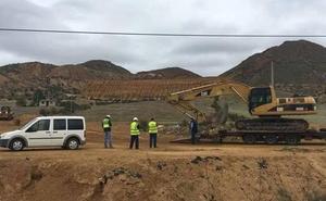 El PSOE pide no se cierre la balsa minera de Mazarrón