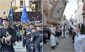 Miles de lorquinos toman las calles