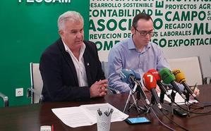 Fecoam cifra en más de 24 millones de euros los daños por las heladas en la fruta de hueso