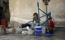 Más de 350.000 muertos en Siria durante 7 años de guerra civil