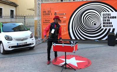 Dimovil aporta ilusión al proyecto solidario 'Mi Vida' de Fundown
