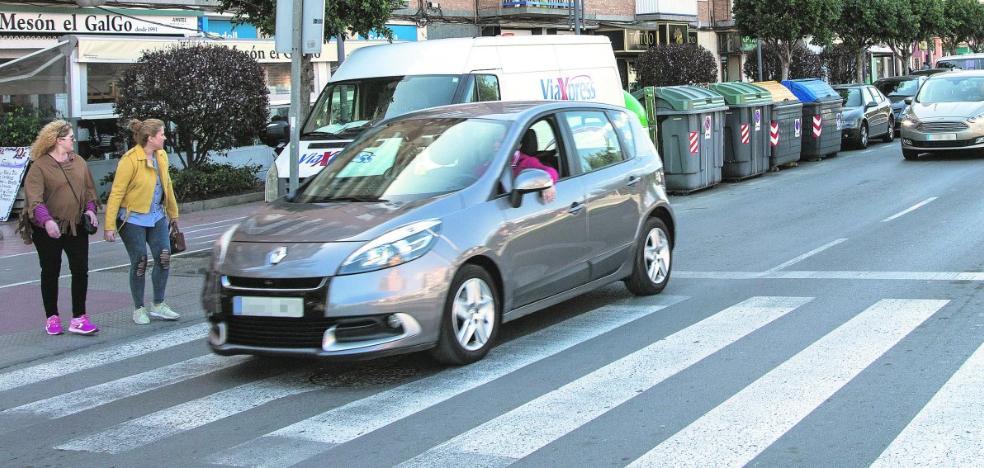 Otro atropello eleva la inquietud por la falta de visibilidad en los pasos de peatones