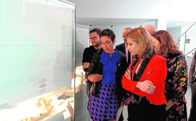 La exposición 'Luz de Roma' sale por vez primera de Valencia para mostrarse en Molina
