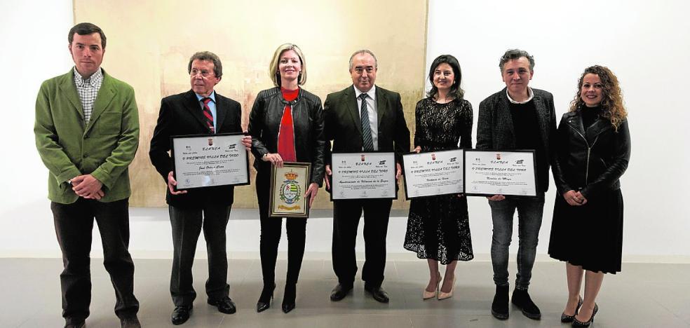 Premios de la V Feria Villa del Toro de Blanca