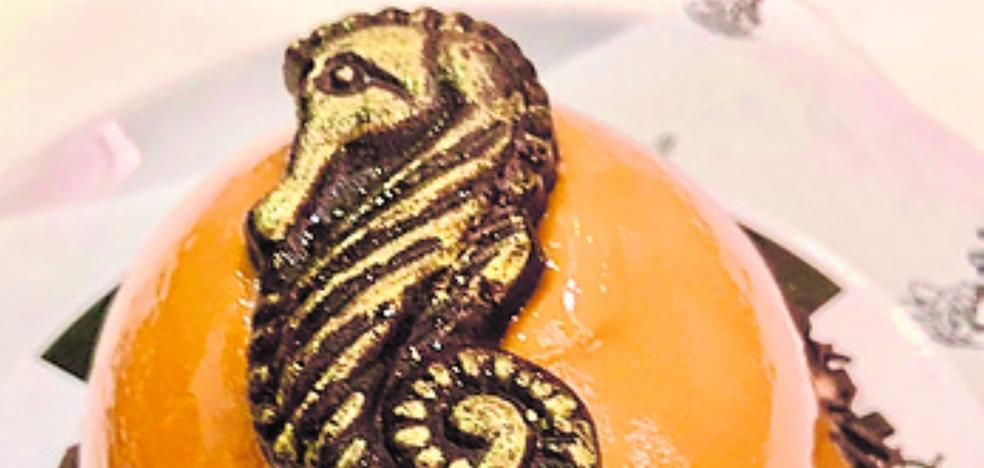 Panadería José Antonio presenta el dulce Caballito de Mar a beneficio de Hippocampus