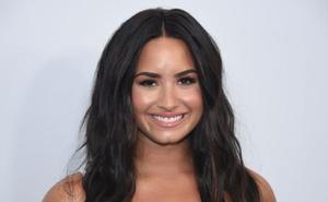 El espectacular vídeo de Demi Lovato sin maquillaje