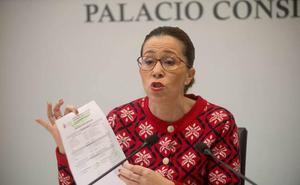 Castejón excluye la rebaja del agua de la comisión que investiga a Hidrogea