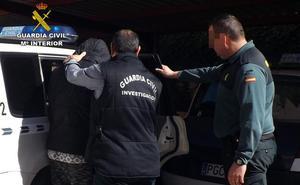 Un arrestado en Cieza por delitos de lesiones y abuso sexual