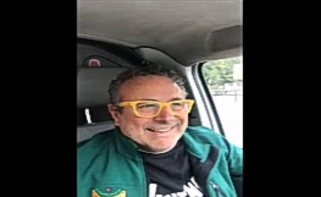 Detienen por circular sin carné al repartidor que se burló del 8-M en Facebook
