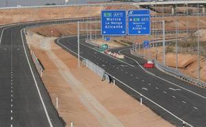 Seittsa asumirá el 1 de abril la gestión de la autopista Cartagena-Vera