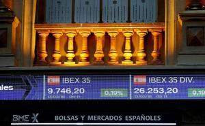 Los cambios en la Casa Blanca llevan al Ibex-35 a perder los 9.700 puntos