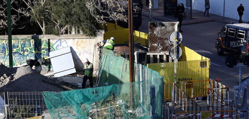 Rivera: «Todas las obras del soterramiento se estarán ejecutando este año»