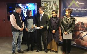 El Festival Venagua incluye por primera vez actuaciones de circo en la calle
