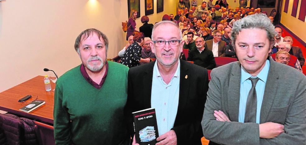 Pedro Antonio Ríos presenta 'Vivo y opino'
