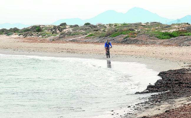 Las borrascas de los últimos días elevan más de 30 centímetros el nivel del mar