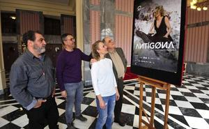 El Teatro Romea acoge la coproducción 'Antígona'