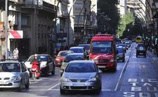 Los camiones no podrán circular por el centro de Murcia durante las Fiestas de Primavera