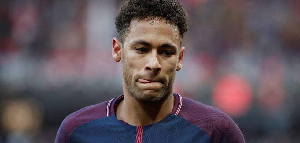 Críticas a Neymar por su particular homenaje a Stephen Hawking