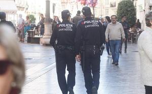 Trescientos policías y guardias civiles estarán en el despliegue de seguridad de Semana Santa