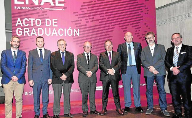 Fundación Universidad Empresa celebra el Acto de Graduación de ENAE Business School