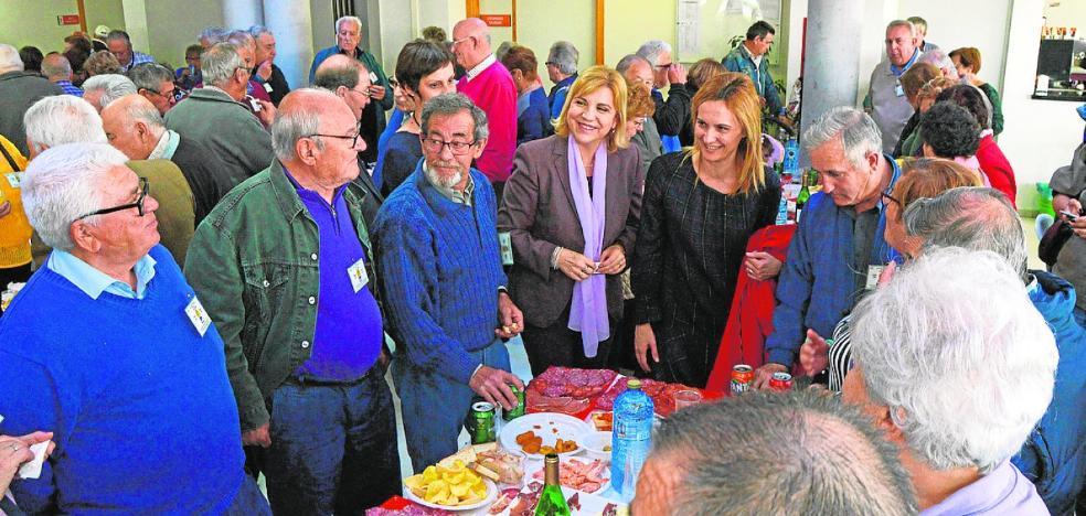 Cinco años del centro de mayores en Las Torres