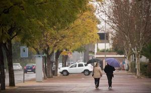 La lluvia alcanza la Región en el puente del Día del Padre