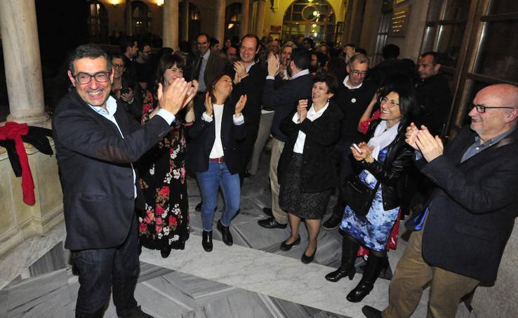 Luján, nuevo rector de la UMU