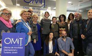 La nueva oficina de turismo joven dará acceso a proyectos de movilidad europeos