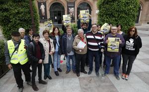 Convocan una manifestación contra los «abusos» de ley Mordaza