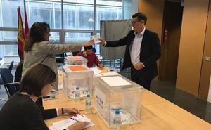 Directo | Luján sería nuevo rector con el escrutinio al 95,92%