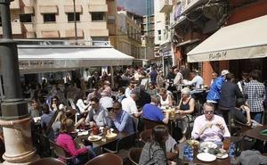 La Semana Santa creará unos 22.700 contratos de trabajo en la Región