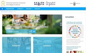 La Comunidad estrena una web para atender a los consumidores murcianos