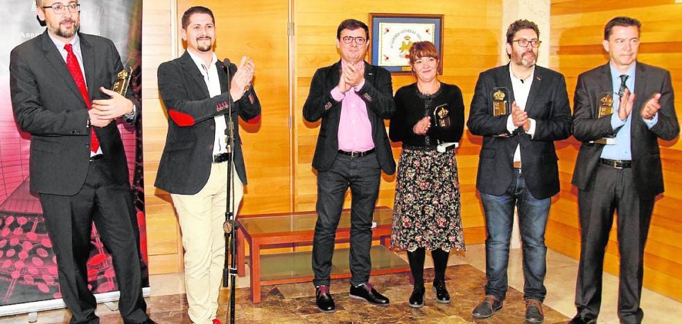 Premios 'Diario de Sesiones' a los mejores diputados