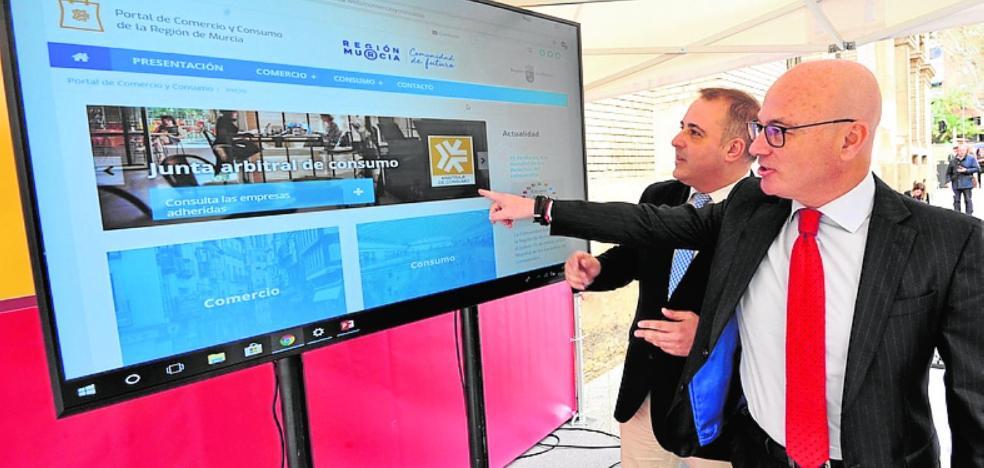 Telefonía y banca copan las reclamaciones de los consumidores murcianos