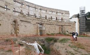 El yacimiento del Anfiteatro abrirá al público a final de mayo